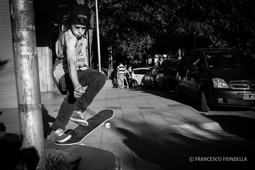 Streets: Argentina