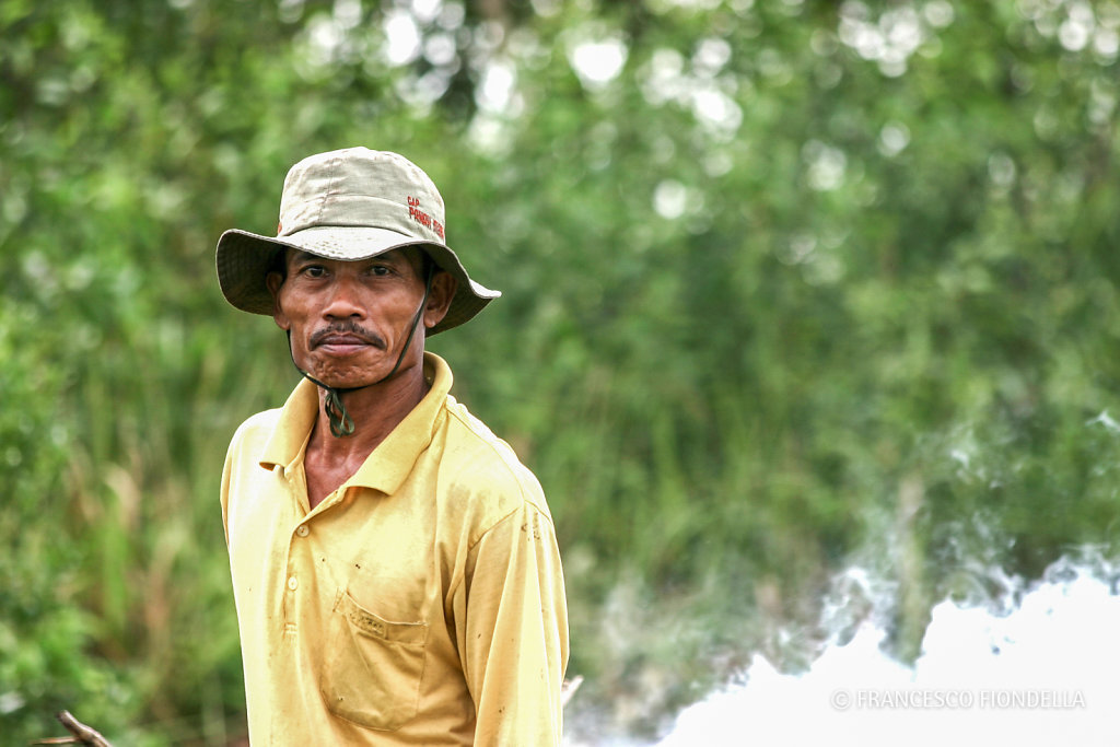 Farmer, Indonesia