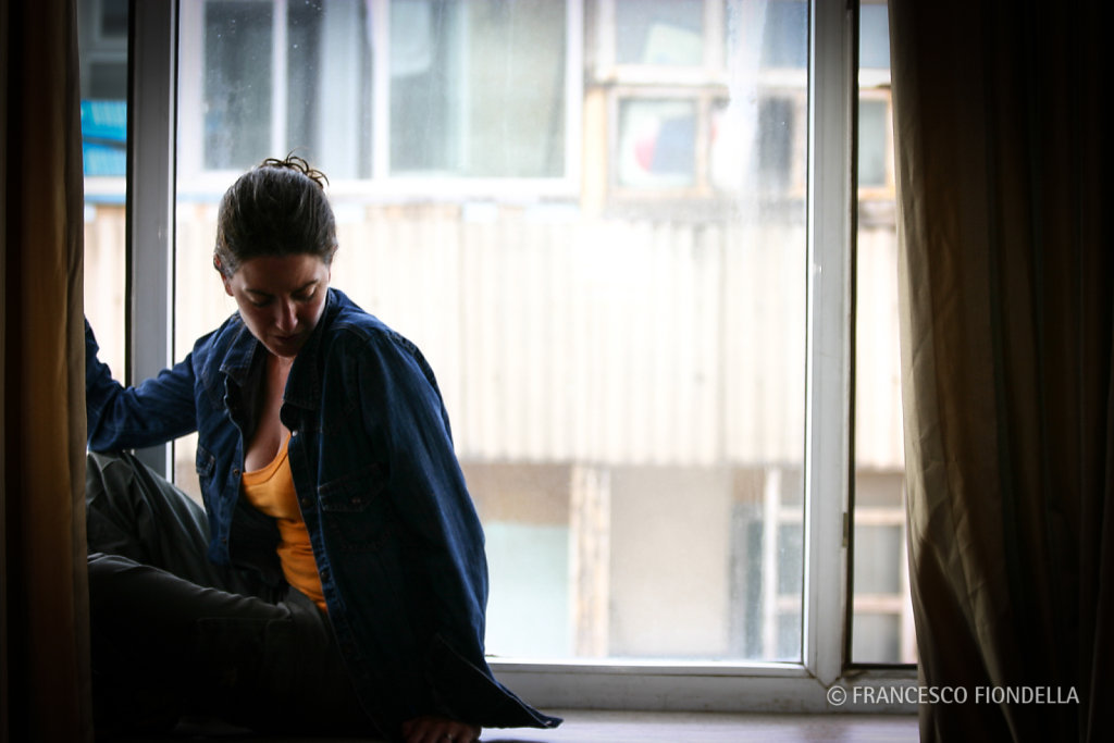 Recovering in UlaanBaatar