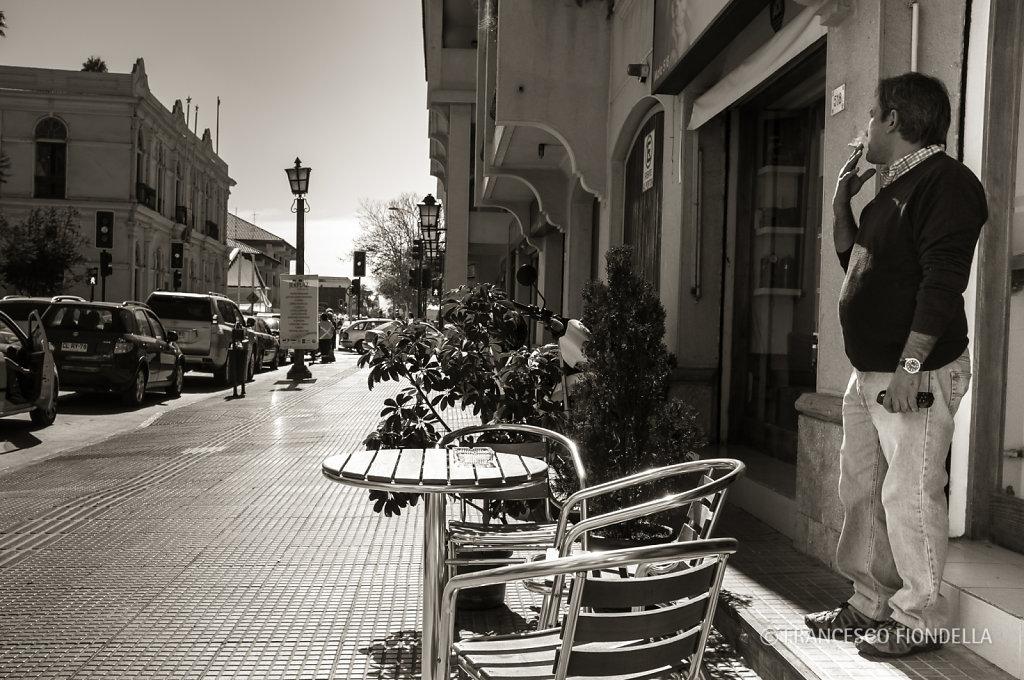 La Serena street scene
