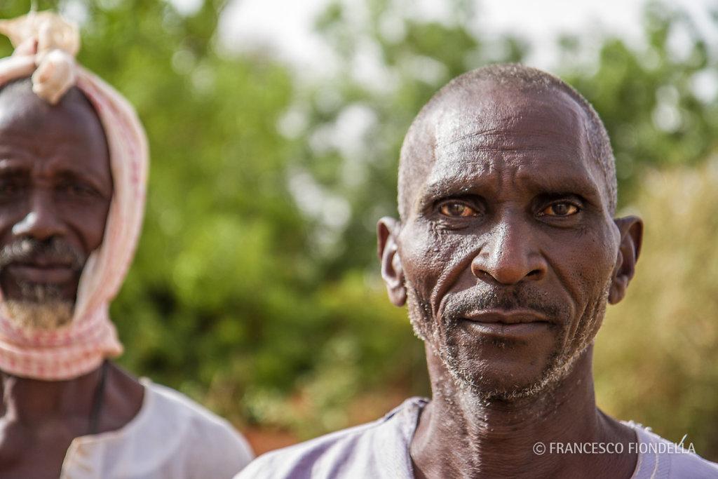 Farmer, Niger