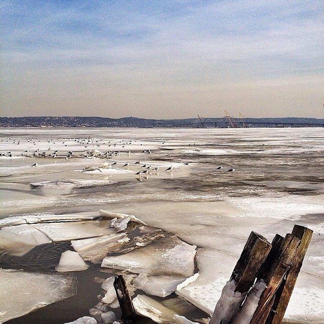 Hudson River, Nyack