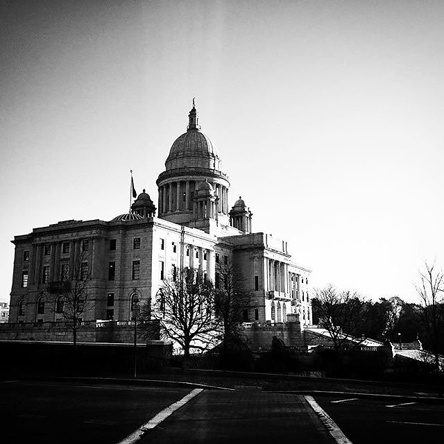 State Capitol,   • • • • • •